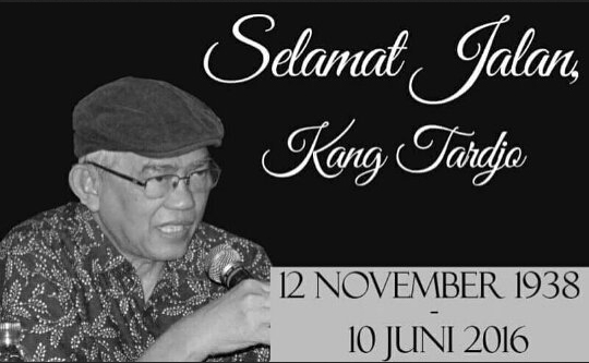 Obituari Kang Tardjo